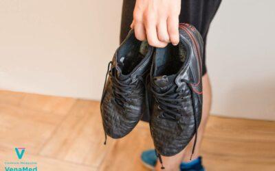 Ortopodolog pomoże dobrać obuwie sportowe